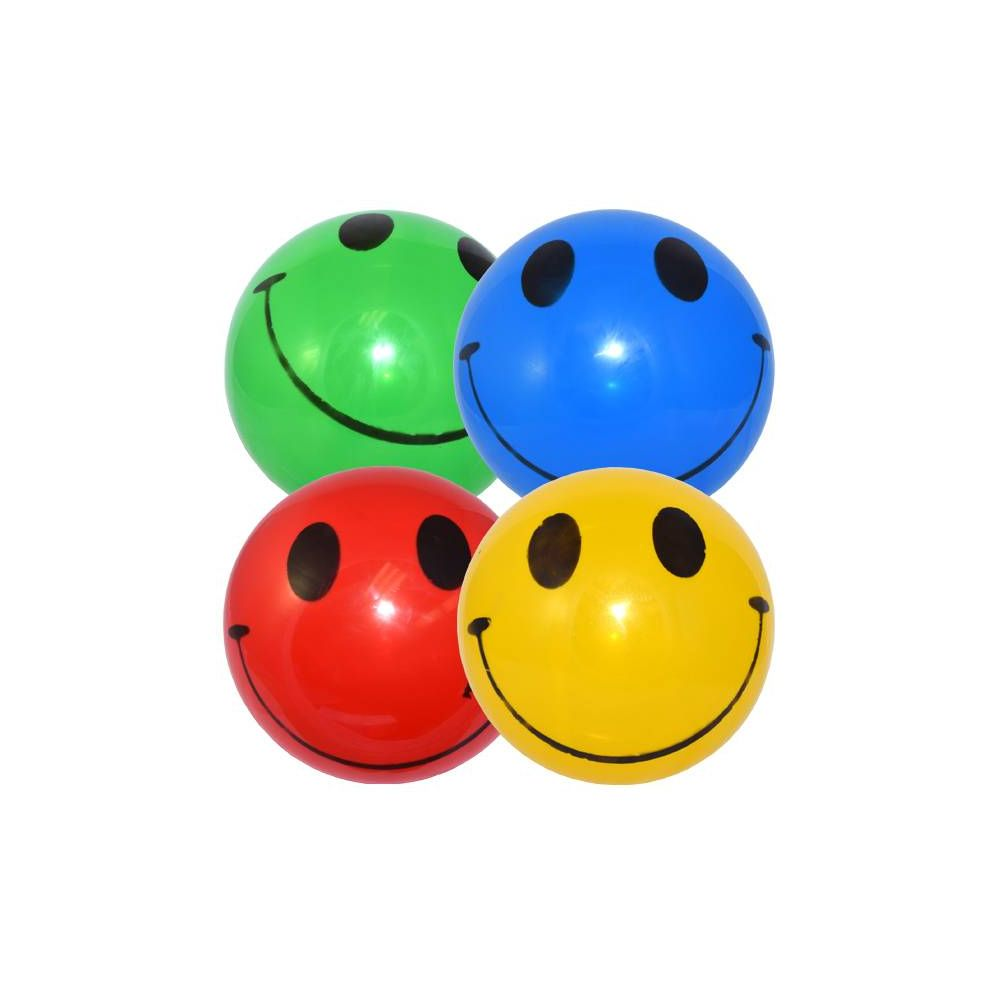 Dodge Ball 9in Happy Face
