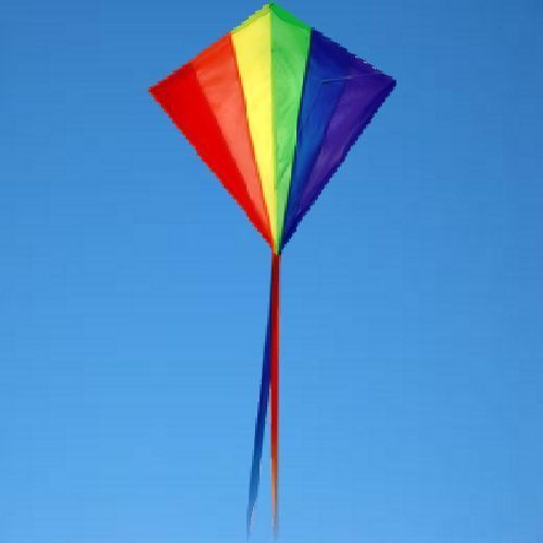Assorted Kites For Summer - ASSORTED COLORS AND PRINTS