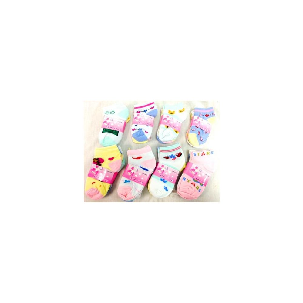 Baby Socks in Assorted Styles