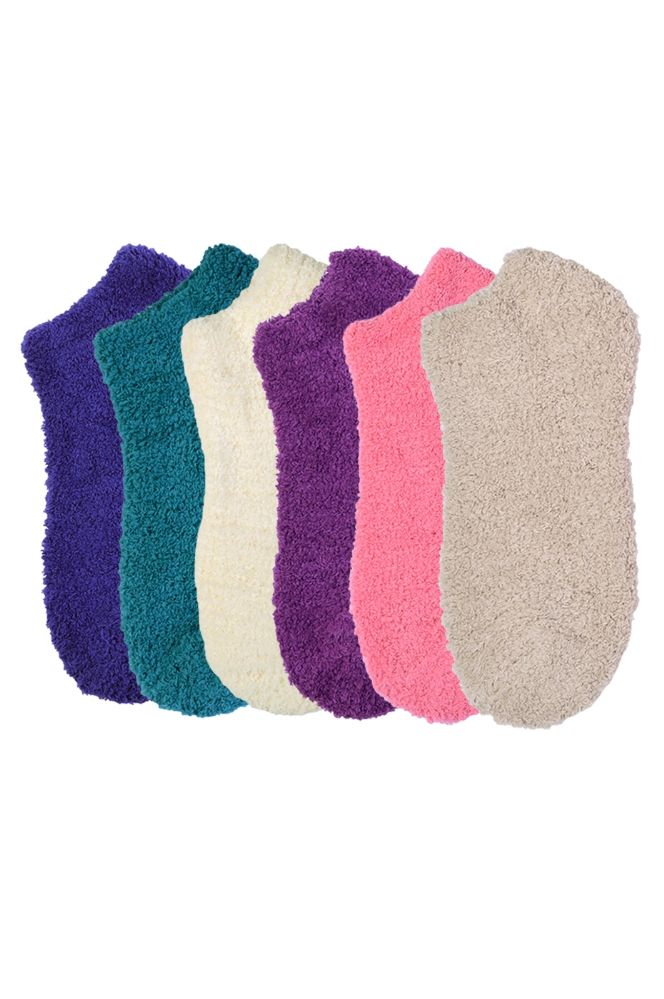 Women's Plush Soft Socks Size 9-11