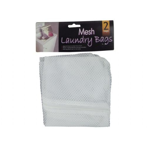 Mesh laundry bags, set of 2