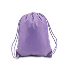 Drawstring Backpack - Lavender