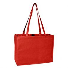 Deluxe Tote Jr - Red