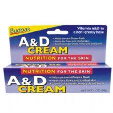 Med 1oz Vitamin A&D Cream