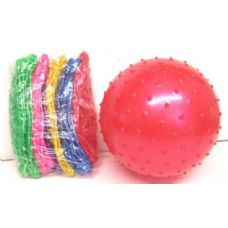 SPIKE BALLS/MASSAGE RUBBER BALLS