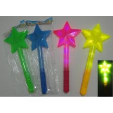 """15"""" Wand with Large Star"""