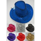 Childrens Sequin Cowboy Hats