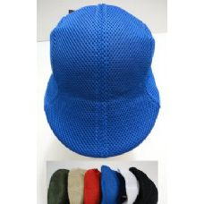 Summer Mesh Golf Hats-Assorted Colors