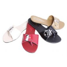 Womans Slide On Sandal Assorted Colors
