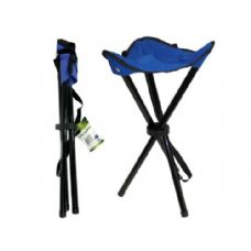camping stool with strap assorted colors