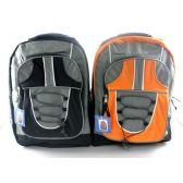 Backpack 17inch Assorted Colors