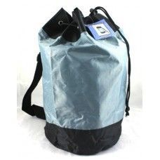 "Draw String Nylon Backpack - 17"" assorted colors."