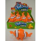 Clown Fish Water Toy with Display Box