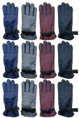 Yacht & Smith Women's Winter Warm Waterproof Ski Gloves, One Size Fits All BULK PACK