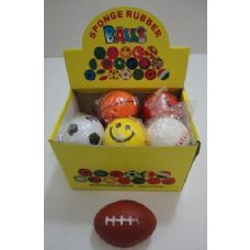 """2.75"""" Squish Ball-Assorted Sports"""