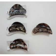 """3.5"""" Claw Clip-Marbled"""
