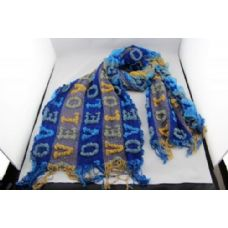 Fashion Scarf with Letters