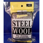 No 2 Steel Wool Medium Coarse