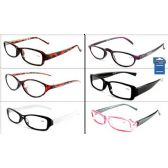 Plastic Reading Glasses Assorted