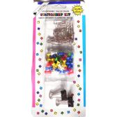 Stationary Value Pack Paper Clips Stick Pins