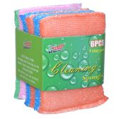 6 Piece Cleaning Sponge