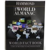 Hammond The World Almanac World Fact Book: A View of the World in Maps, Photos, & Facts