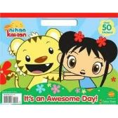 Nickelodeon Nihao,Kai-Lan It's an Awesome Day Oversized Coloring Book