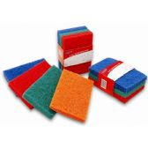 3 Pack Heavy Duty Scouring Pads