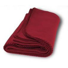 Fabric: Polar Burgundy Color Fleece