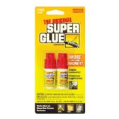 PACER 0.11 Oz / 3g Jewelry Super Glue Bottle (2/Pack)