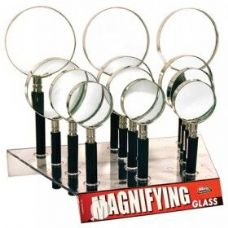 Seevix Magnifying Glasses 12Ct