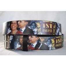 Unisex PU belt - First couple