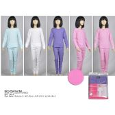 GIRLS THERMAL ASSORTED COLOR AND SIZES