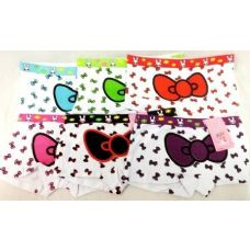 Girl's Hello Kitty Bow Under Pants Panties Shorts