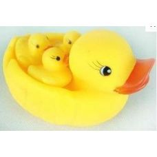 12 pcs set Duck Water Toy