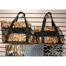 2pc Printed Pet Carrier