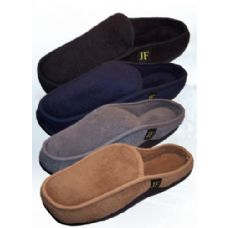 Bertelli Men's Slide-In Slippers