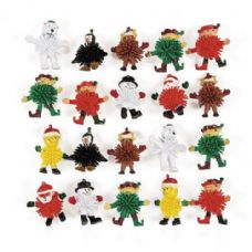 Winter Wooly Man toy