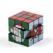 Friends Magic Christmas Cube Puzzle