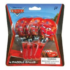 Disney Pixar Cars 2 Paddle Ball Set