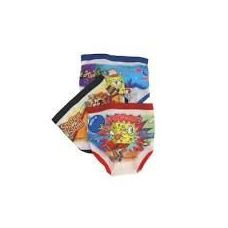 Assorted Licensed Boy's character briefs 3 pack