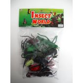ASSORTED INSECT FOR PLAY