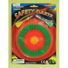 SAFETY DARTS SET FOR PLAY