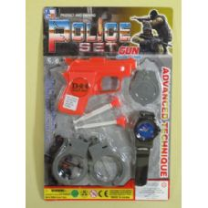 POLICE FORCE ASSORTED SET