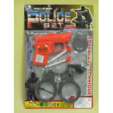 POLICE FORCE  PLAY SET