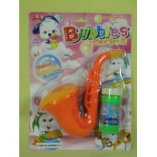 FIGURE BUBBLE TOY SET