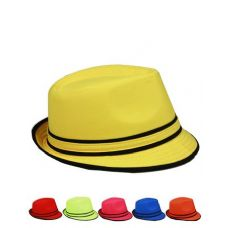 Fedora hats for summer Assorted Colors