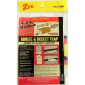 2 Pack Mouse and Insect Trap Baited