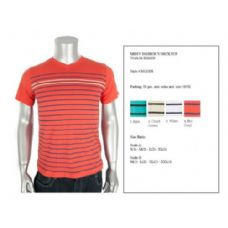Mens Fashion V-Neck Top Jersey Size Scale A Only