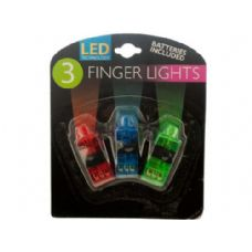 3 pack led finger lights